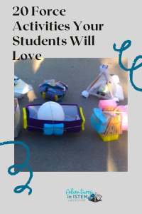 Force and Newton's laws projects that students will love doing