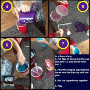 How to make slime part 2