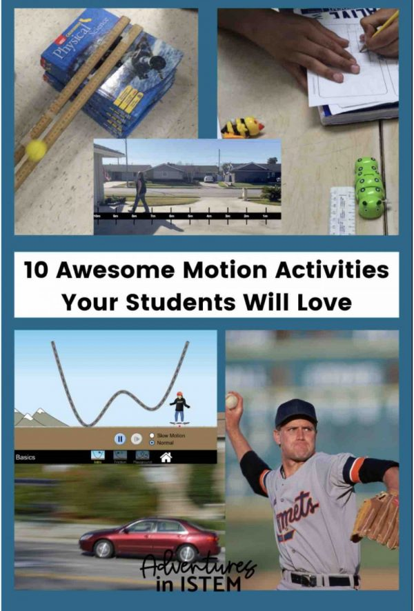10 awesome motion activities your students will love