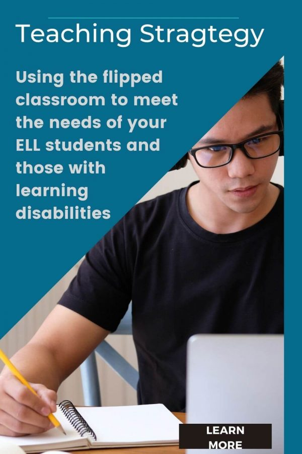 flipped classroom support ELL and students with IEP_2